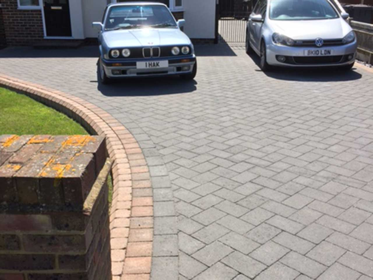 block paving driveway bexhill