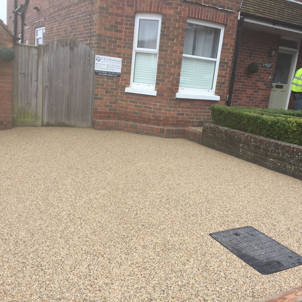 resin driveways bexhill